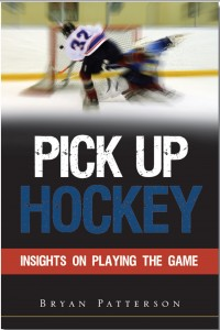 You are a Professional Pick Up Hockey Player if:
