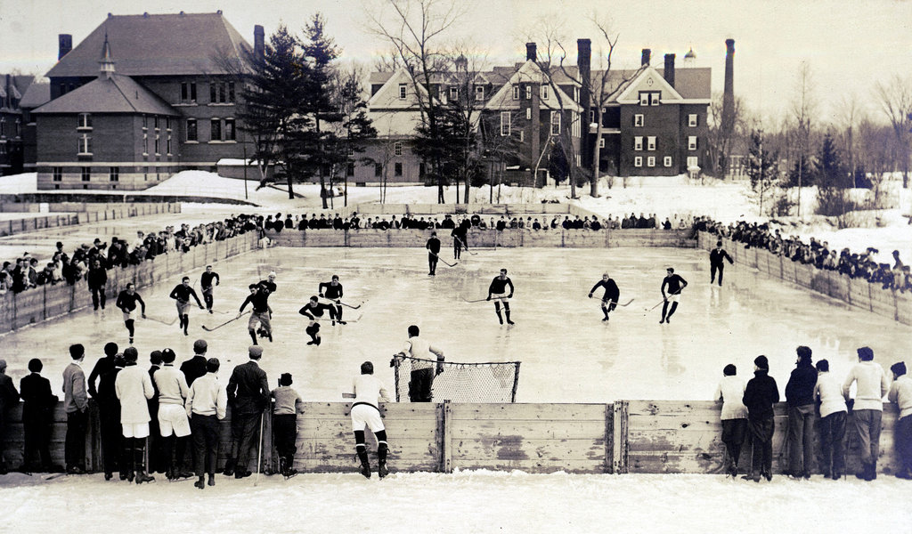 The History of Shinny Hockey