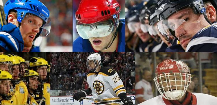 Helmet – Visor vs. a Metal Cage for Pickup Hockey