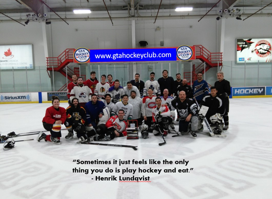 First Annual – Shinny Cup Championship Game