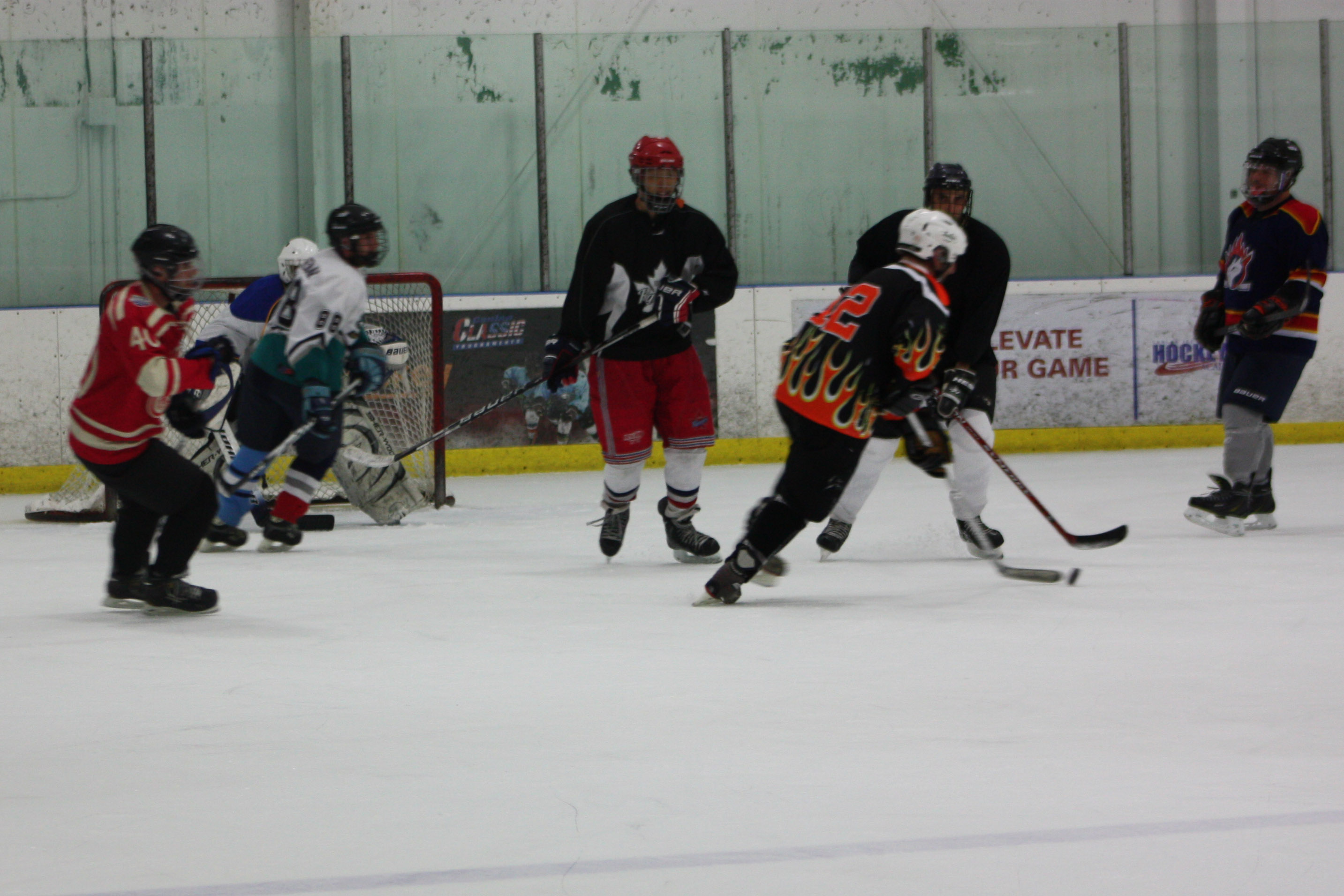 GTA Hockey Club a community network of adult hockey clubs and a growing membership of recreational hockey players