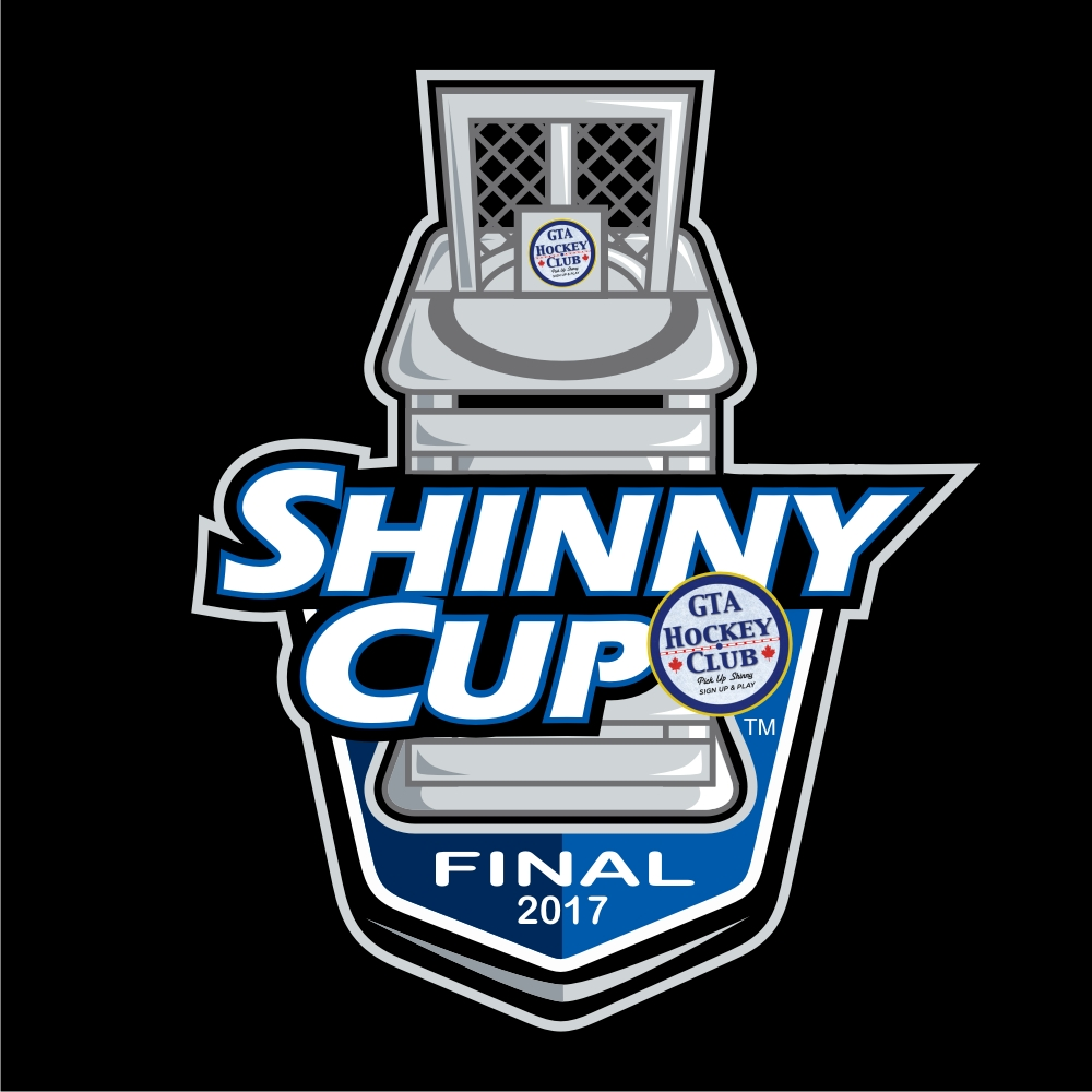 GTAHC ANNUAL SHINNY CUP GAME – Friday April 14th, 2017 @ 10 pm RINK 1