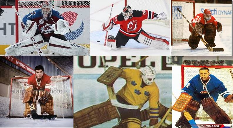 Great Goalies – NHL, RUSSIA, EUROPE